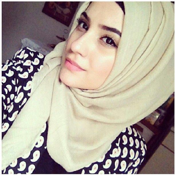 Nude Hijab Trends - Autumn 2013