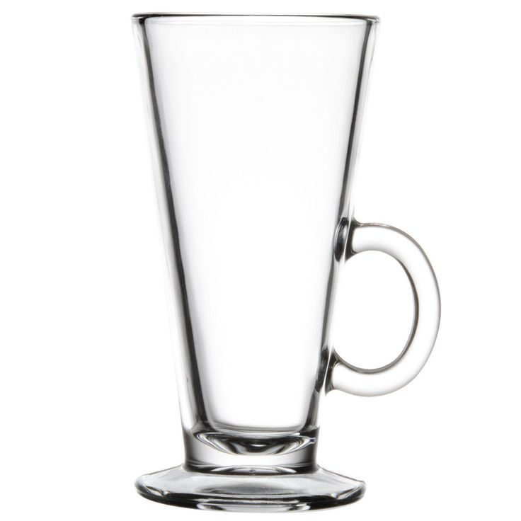 Libbey 5293 8.25 oz. Irish Glass Coffee Mug 24/Case
