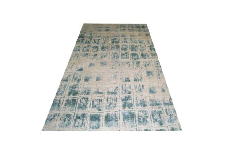 Handmade fabric rug Renaissance Legend Collection by EBRU
