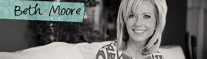 Living Proof with Beth Moore. Coming to the Trinity Broadcasting Network (TBN).