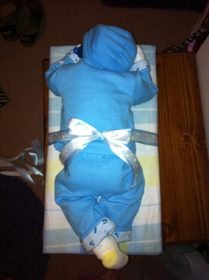 my boy diaper baby :)