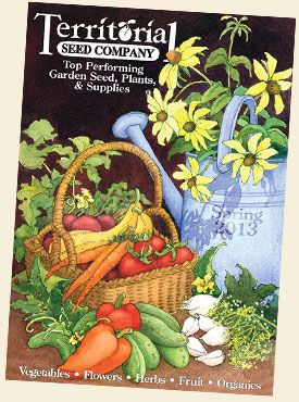 garden seed companies. Territorial Seed Company Online Catalog Of Bulbs, Herb, Vegetable And Flower Garden Companies