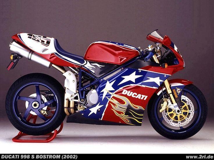 "Ducati Superbike 998S ""Bostrom"" (2002) - 2ri.de"