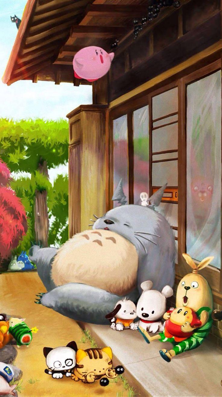 Pin by Nur syafiqah on Studio Ghibli and anime movies to