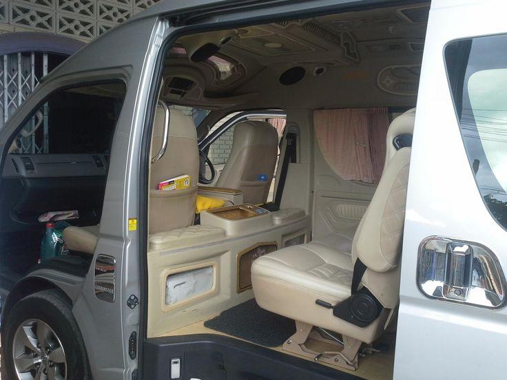 Minibus VIP de luxe