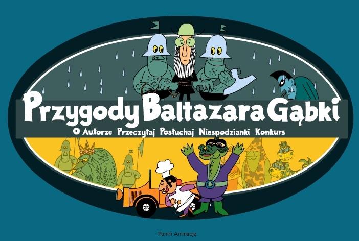 Baltazar Gąbka - strona poświecona przygodom Baltazara Gąbki.
