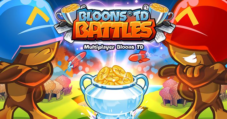 Bloons TD Battles free game app download for Android
