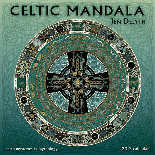 1000 images about celtic knots on pinterest mandalas book of kells and celtic art - Mandalas signification formes ...