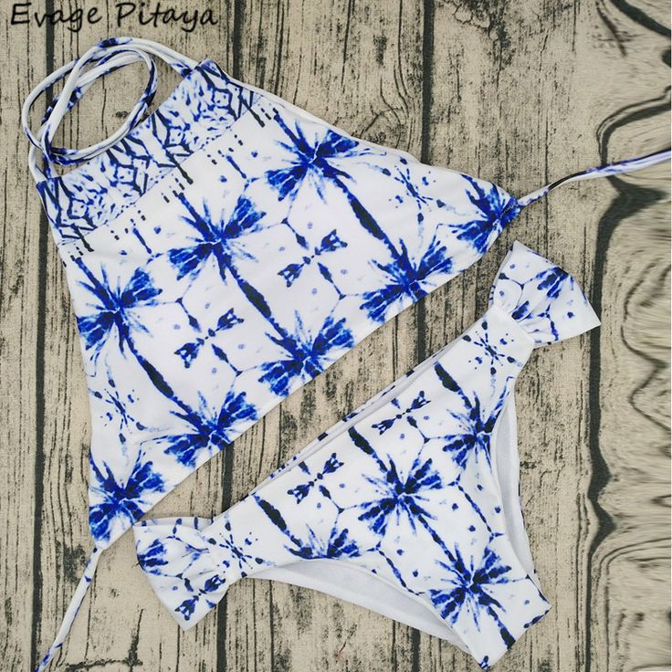 2017 strappy bikini print cut out biquines 2017 high neck swimwear corp top cheap bikinis for sale ladies swimsuit swim suit