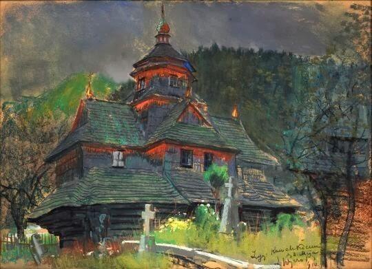 Leon Wyczółkowski(1852ー1936)