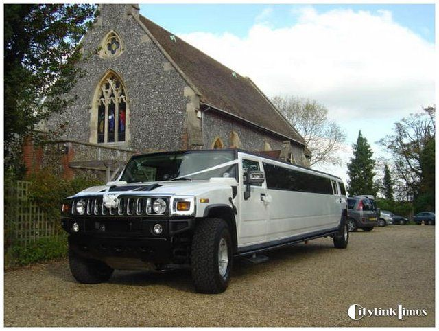 Hummer H2 200 Stretch Limousine highly require for luxury ride in UK.