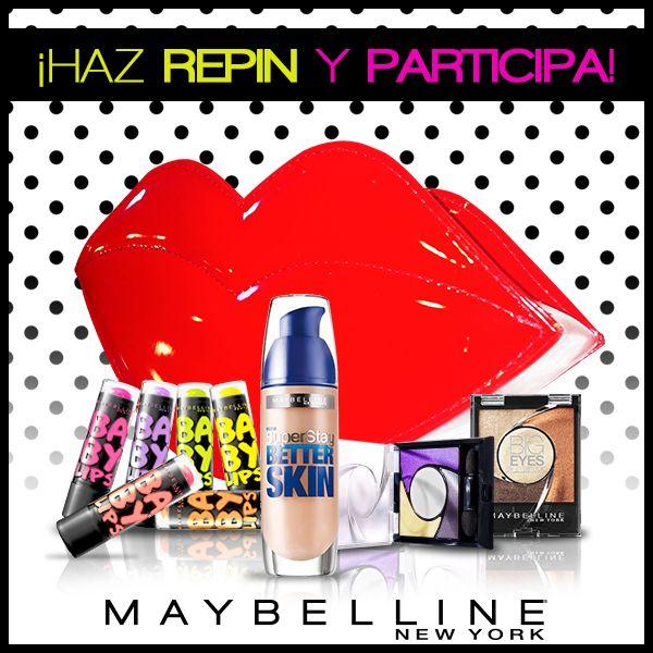 Participa por 1 de los 3 cosmetiqueros más cool de MNY haciendo repin a esta imagen