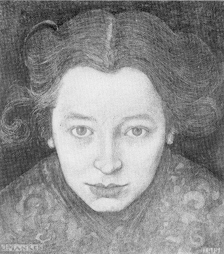 """Miss M."" Jan Mankes (1889-1920)"