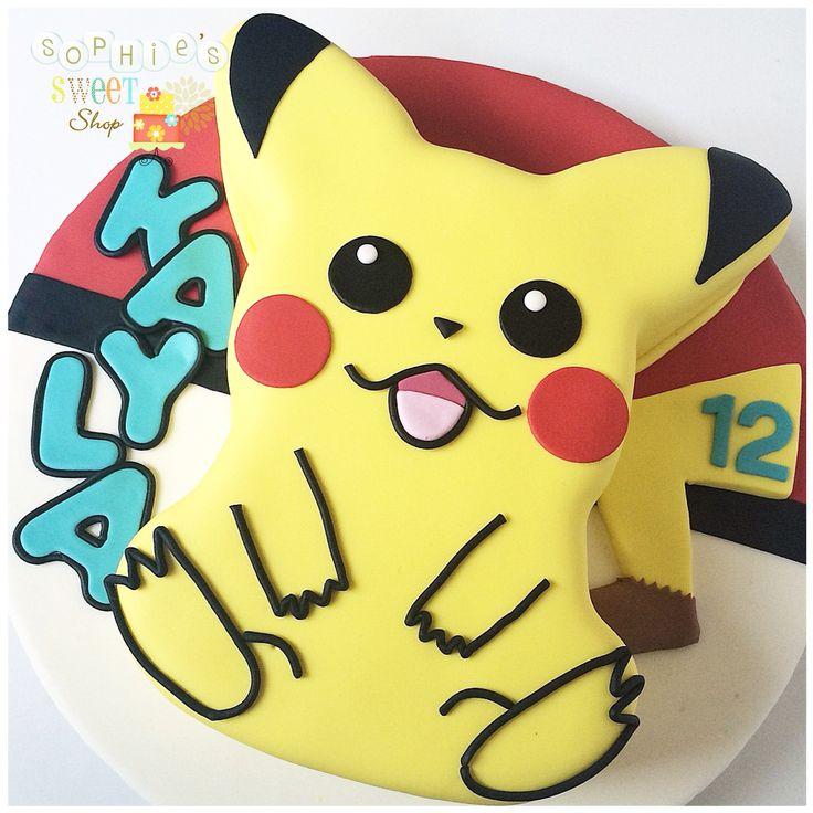 1000 Id Es Sur Le Th Me Pikachu Cake Sur Pinterest G Teaux G Teaux D 39 Anniversaire Et Fondant