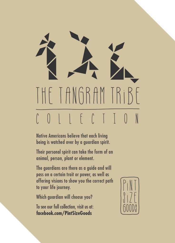 PINT SIZE GOODS - The Tangram Tribe  #newcollection #tangram #linen #NZmade