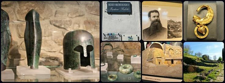 Vetulonia #maremmans, #etruschi Museo Isidoro Falchi, bellissimo e completo