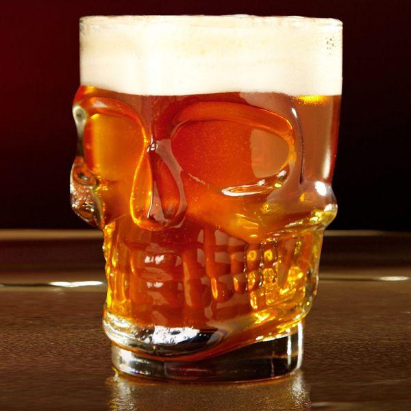 Kurukafa Bira Bardağı