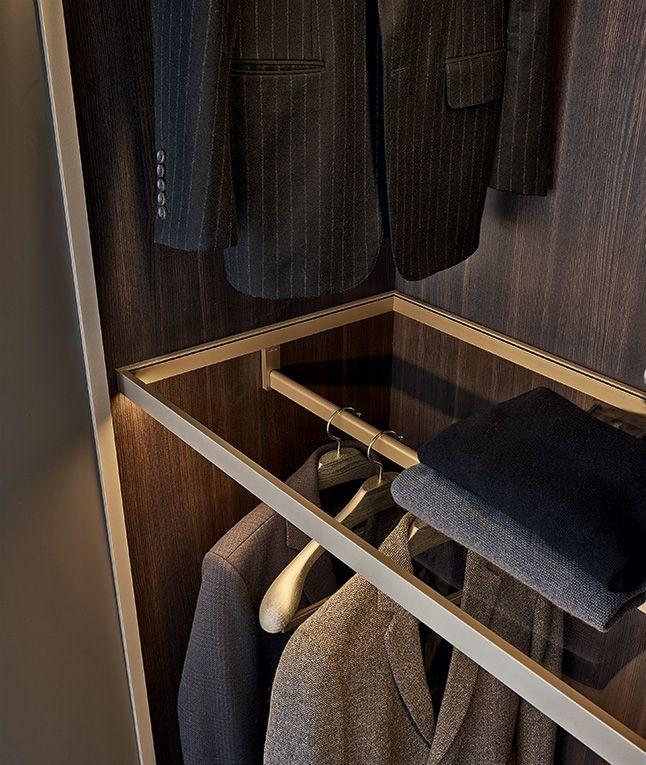 Poliform 2015 Wardrobes Collection.