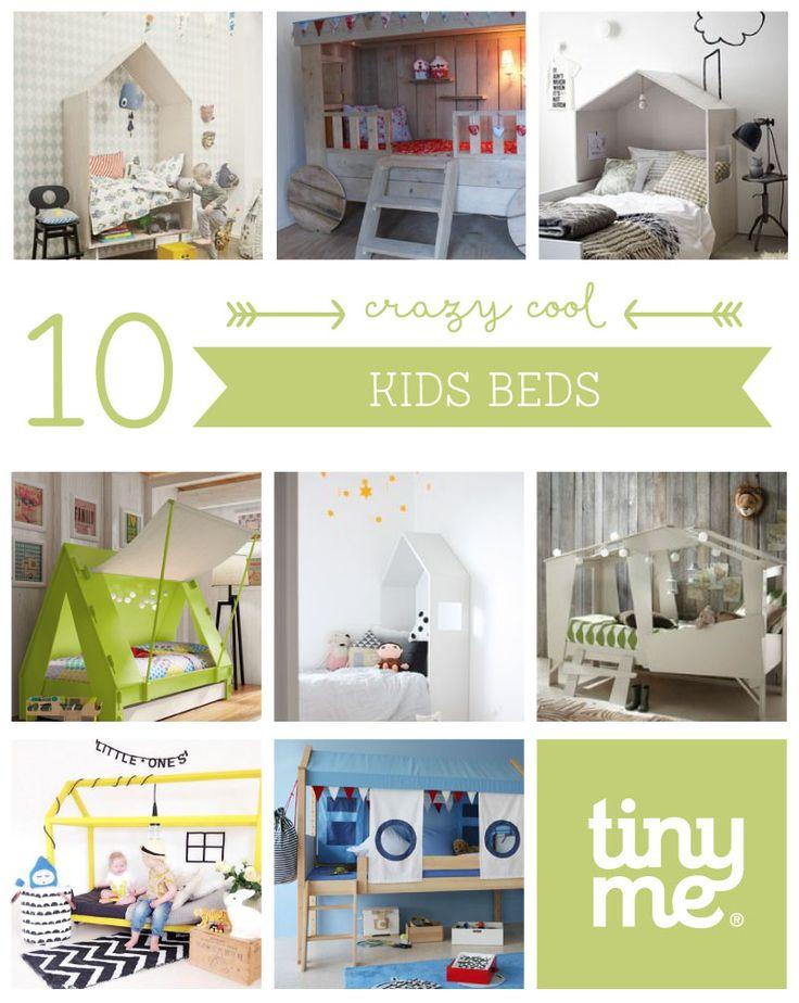 10 Crazy Cool Kids Beds - Tinyme Blog