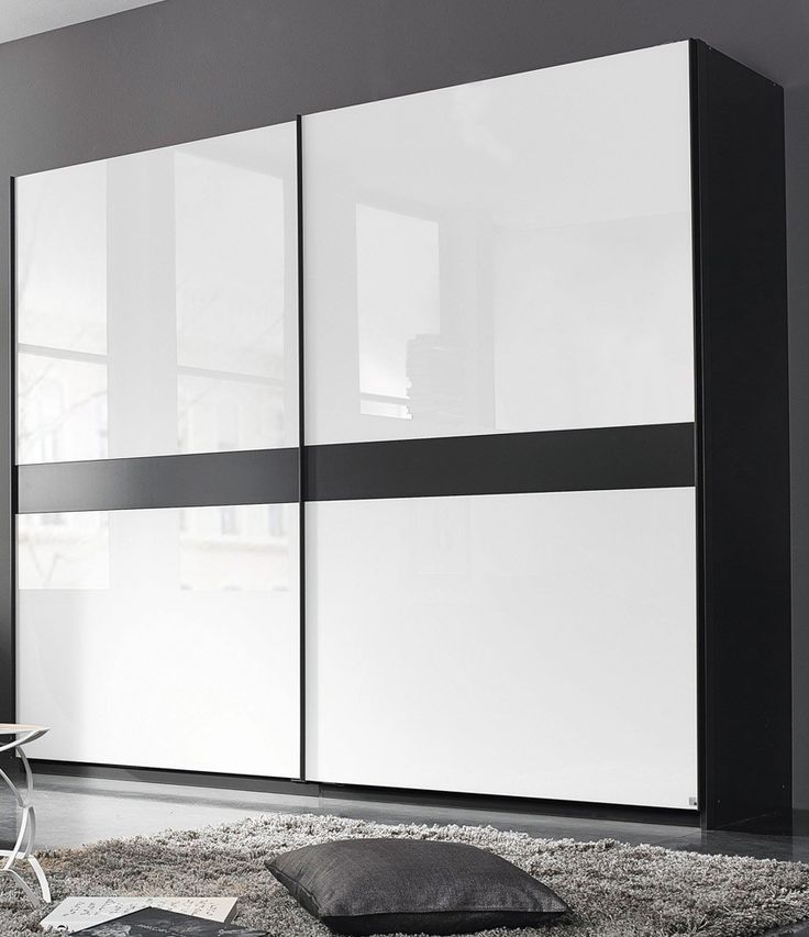 Schwebetürenschrank schwarz matt  15 best wardrobe / lemari pakaian images on Pinterest | Cabinets ...