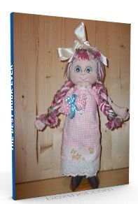 Tutorial parrucche per bambole, creare capelli con lana, creare riccioli con la lana, parrucche fai da te con pelouche, parrucche con filato Maxi Curl, usare il telaio di legno per fare molti stili di Parrucche di lana. Rossella Usai