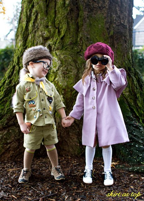 Moonrise Kingdom kid costumes