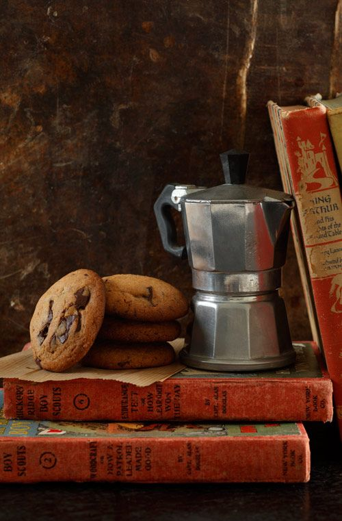 ... on Pinterest | Food shows, Coffee cookies and Chocolate cookies