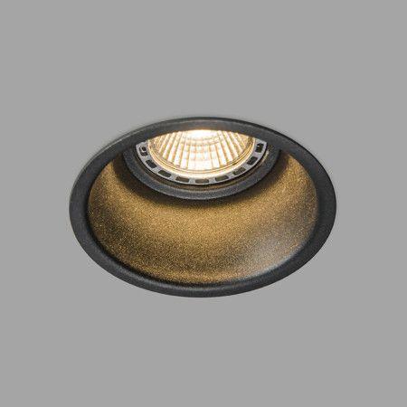 Einbaustrahler Dept schwarz: Hochwertig und im Top-Design! #Einbauleuchten #Design #Einbaustrahler #Innenbeleuchtung