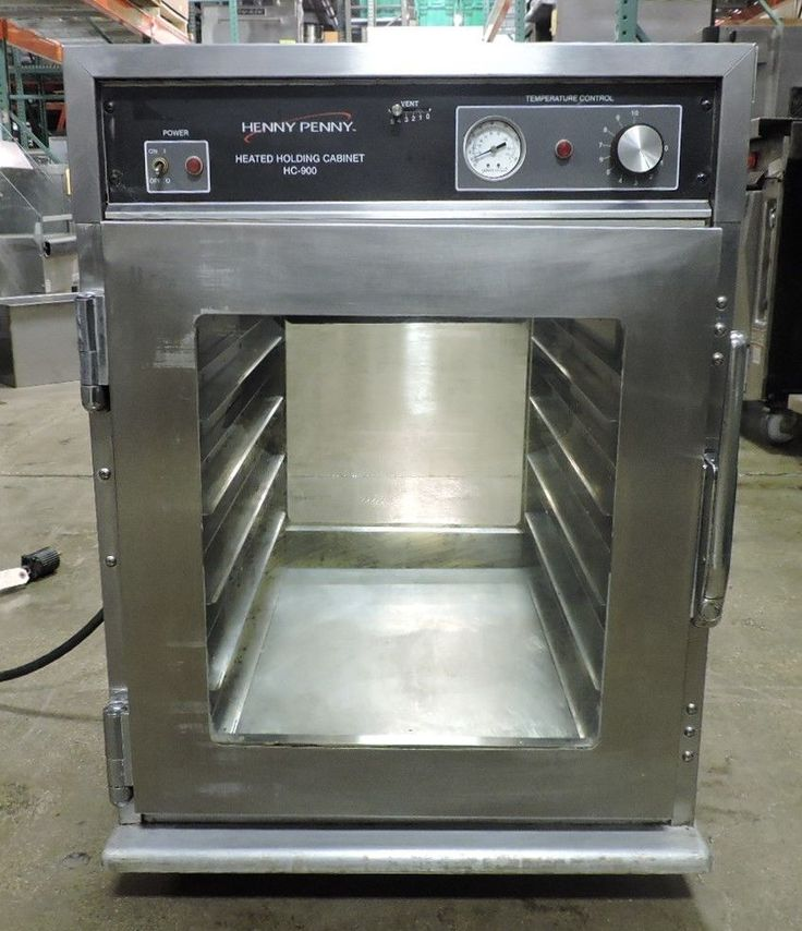 Henny Penny HC-900 Commercial Heated Holding Cabinet | Henny penny ...