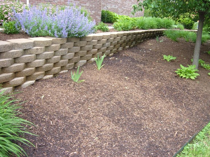 15 best Retaining wall images on Pinterest Retaining walls