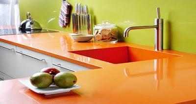 Encimera de Cuarzo para la Cocina | Decorar tu casa es facilisimo.com
