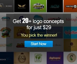 Get 20+ logo concepts for your startup for just $29. Start your logo contest at 48HoursLogo now. #LogoDesign #Startups