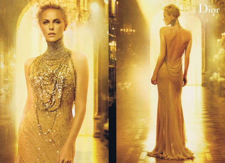9 best Fashion Ads images on Pinterest | Charlize theron ...