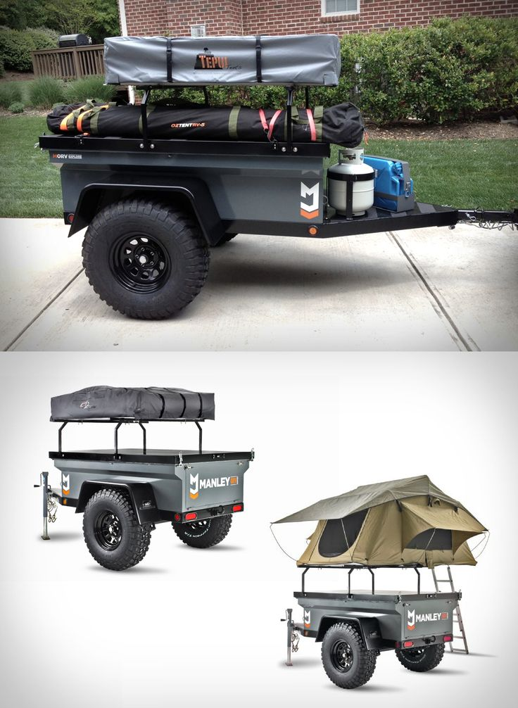 132 Best Images About Xdress On Pinterest: 132 Best Images About Off Road Camping Trailers On