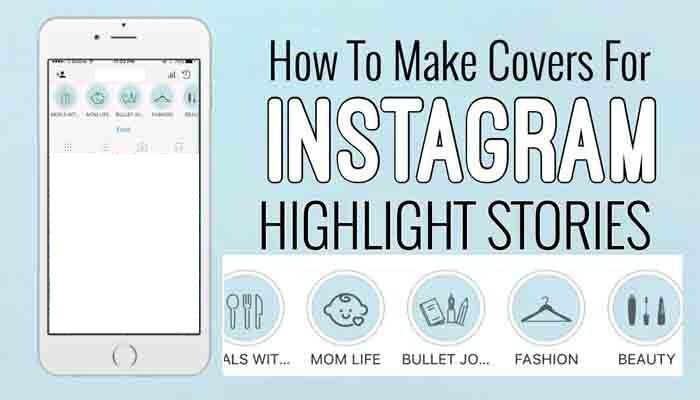 Cara Membuat Cover Highlight (Sorotan) Instagram Stories di Instagram, Sangat Mudah! - http://www.pro.co.id/cara-membuat-cover-highlight-instagram-stories/