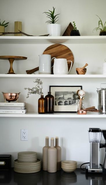Tips For Stylishly Stocking That Open Kitchen Shelving: 637 Best The Signature Kitchen Images On Pinterest