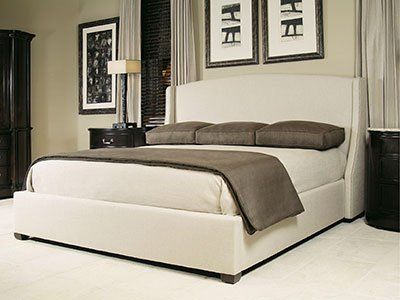 upholstered headboard king chocolate diy california panel bed sale