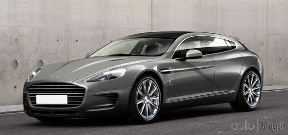 Aston Martin Rapide Bertone al Salone di Ginevra 2013