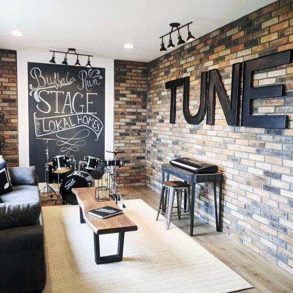 Spare Interior Space Designs
