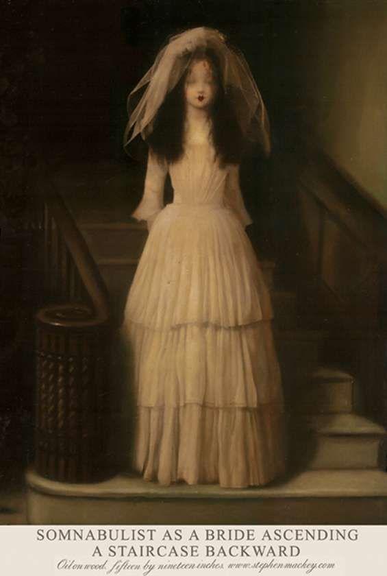 Stephen Mackey - Painting