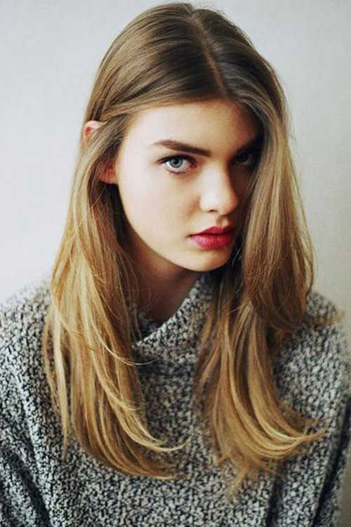 25 Best Haircuts for Long Hair - Long Hairstyles 2015
