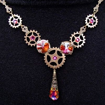 Link is broken but this necklace originated at http://www.rivkasmom.com/ ... a really cool website folks!