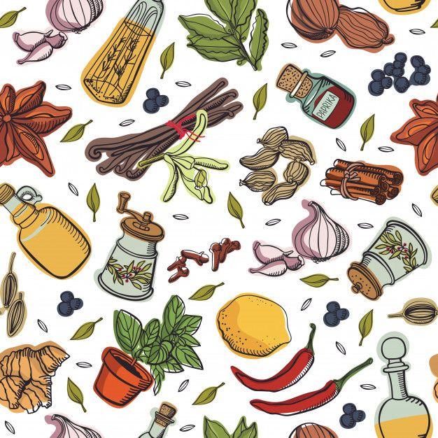 Графические картинки с едой