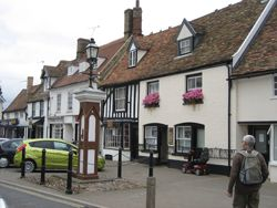 Mildenhall Town, Suffolk...my mum's hometown..and mine for 2 weeks, every summer, for 18 years. Love this place