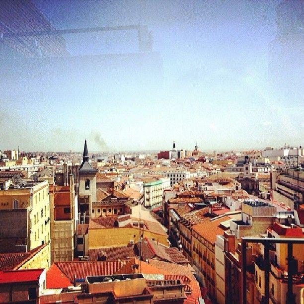 Instagram @ted_baker | Madrid