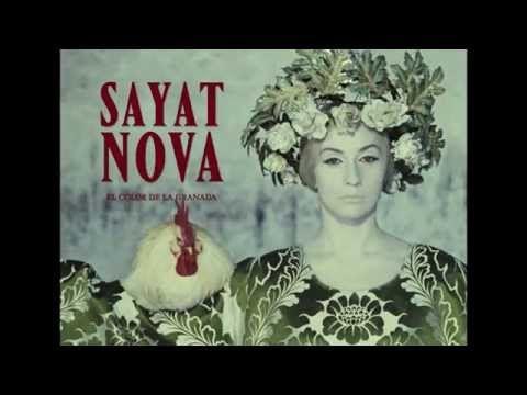 DISPONIBLE EN SALAS A PARTIR DEL 19 DE FEBRERO « Debo al menos decir cuatro palabras sobre la historia de Sayat Nova. Si no, se me reprochará. Sayat Nova exp...