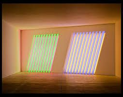 Image result for fluorescent lamps art