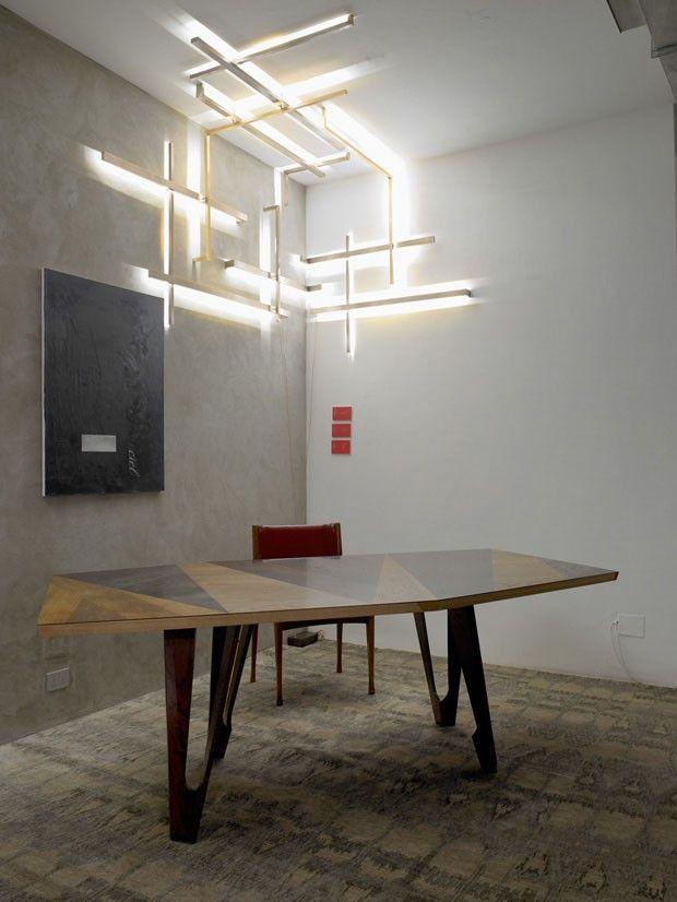 openhouse-magazine-geometric-light-art-design-isabelle-stanislas-at-nilufar-gallery-salone-del-mobili-2013-milan 2