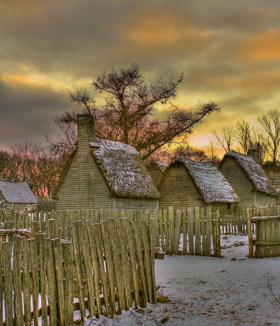 1627 Village ~ Plymouth, Massachusetts
