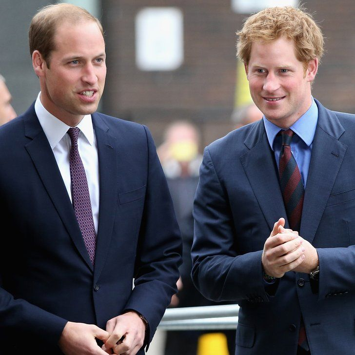 "The Reason Behind That ""H"" on Prince Harry's Shoes Is Pretty Sweet"